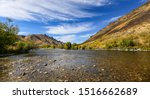 South Fork Of The Boise River...