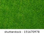 Artificial Grass Field Top Vie...