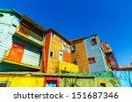 Colorful Caminito Street In Th...