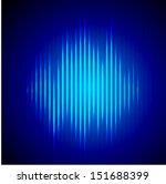 digital equalizer  | Shutterstock . vector #151688399