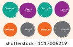 grunge post stamps collection ... | Shutterstock .eps vector #1517006219