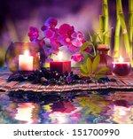 Violet Composition   Candles ...