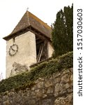 A Clock Tower Showing Access T...