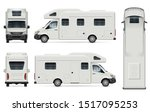 recreational vehicle vector... | Shutterstock .eps vector #1517095253