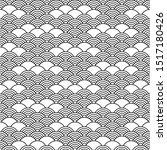 seamless pattern in chinese... | Shutterstock .eps vector #1517180426