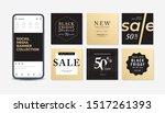 modern promotion square web... | Shutterstock .eps vector #1517261393