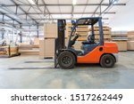 The Forklift In The Big...