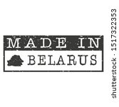 made in belarus. stamp... | Shutterstock .eps vector #1517322353