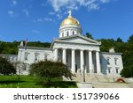 Vermont State House  Montpelier ...