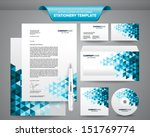complete set of business... | Shutterstock .eps vector #151769774