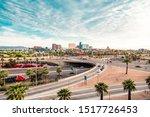 Downtown Phoenix  Arizona And...