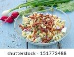 Italian Pasta Salad And Bacon