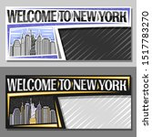 Vector Layouts For New York...