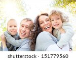 low angle view portrait of...   Shutterstock . vector #151779560