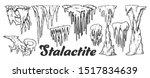 Stalactite And Stalagmite...