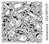 Cartoon Doodles Art And Design...