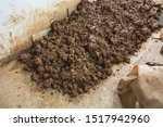 Raw Material And Clay Used For...