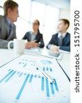 vertical shot of a business... | Shutterstock . vector #151795700