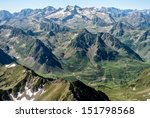 View Of The Pyrenees From The...