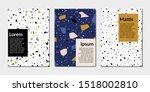 modern abstract design...   Shutterstock .eps vector #1518002810