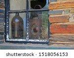 Artefacts Seen Through Panes O...