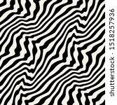 simple zebra stripes pattern... | Shutterstock .eps vector #1518257936
