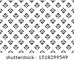 abstract geometric pattern. a... | Shutterstock .eps vector #1518299549