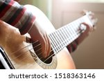 Guitar In The Hands Of A Child...