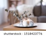 Decoration  Hygge And Cosiness...