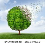 community loss and losing... | Shutterstock . vector #151849619