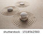 Japanese Zen Garden Stone For...