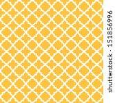 vintage seamless pattern... | Shutterstock .eps vector #151856996