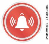 ringing bell  elegance plus ... | Shutterstock .eps vector #151868888