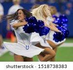 Colts Cheerleaders  ...