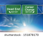 Career Change Or Dead End Job...