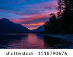Beautiful Sunrise Of The Lake...