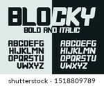 english sans serif font in... | Shutterstock .eps vector #1518809789