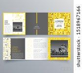 brochure design  brochure... | Shutterstock .eps vector #1518967166