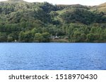 Loch Lomand In He Trossachs...