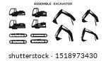Excavator Heavy Equipment...