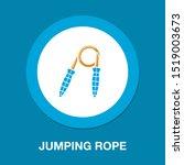 jumping rope illustration ...   Shutterstock .eps vector #1519003673