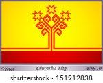 chuvashia flag   federal...