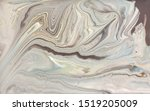 gray marble pattern with golden ... | Shutterstock . vector #1519205009