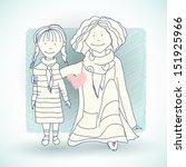 family background | Shutterstock .eps vector #151925966