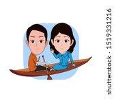 illustration of the character...   Shutterstock .eps vector #1519331216