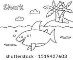 coloring book  children book...   Shutterstock .eps vector #1519427603
