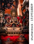 Old Market Counter Buddhist...