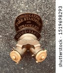 Combination Of Fire Standpipe...