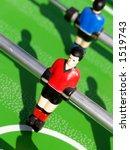 tabletop football | Shutterstock . vector #1519743