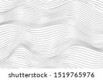 wave lines pattern abstract... | Shutterstock .eps vector #1519765976
